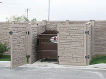 Simulated stone vinyl fencing archives page of
