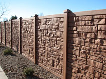 Simulated stone vinyl fencing archives fence toronto