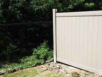 Privacy vinyl fencing archives fence toronto